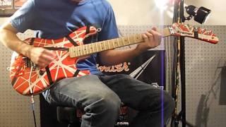 Van Halen Panama - Cover