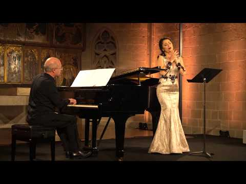 Ketevan Kemoklidze´s recital at Life Victoria Barcelona 2017 (part 1)