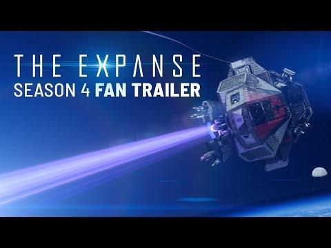 The Expanse Season 4 Fan Trailer
