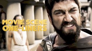 75 Funny ONE LINERS You Must See | One-Liner Movie Scenes | MOVIE CLIPS & SCENES