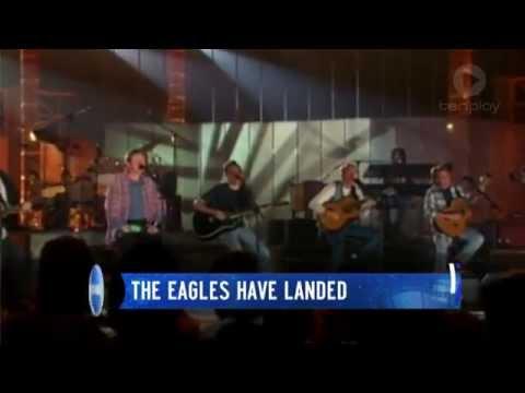 The Eagles Interview: Return To Australia