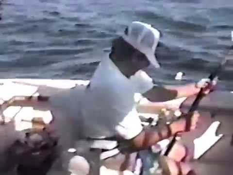 Goebel Shark Fishing 1990