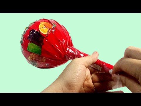 Đồ Chơi Trẻ Em Ăn Được Kẹo Mút Khổng Lồ