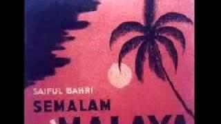 SEMALAM DI MALAYA - TUTI DAULAY & ORKES SJAIFUL BAHRI  ( P'Dhede Ciptamas ).flv Mp3