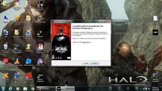Como instalar Batman Vengeance Para Pc Para Windows Xp , 7 , 8 ,10