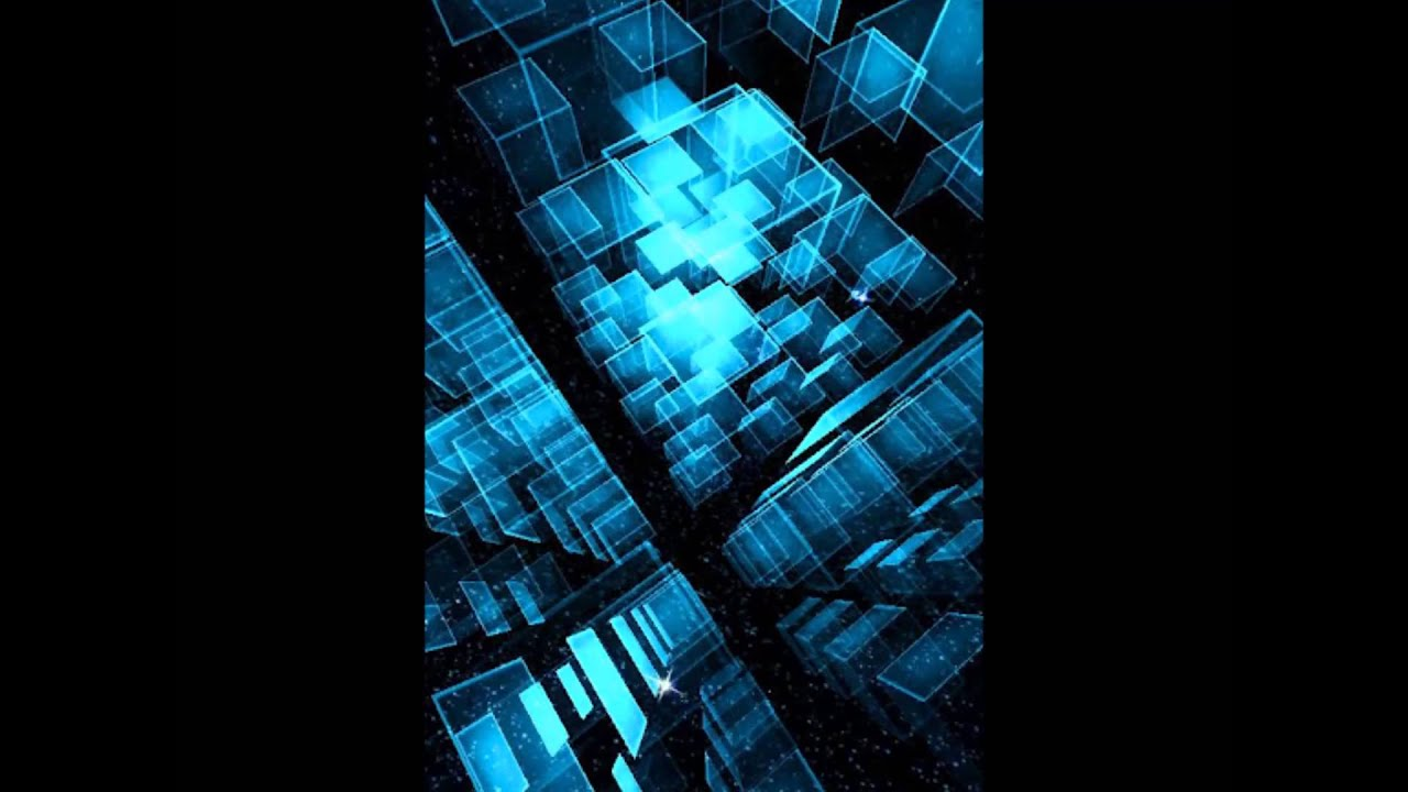 Matrix 3d cube 3 fondo de pantalla animado hd para for Fondos animados 3d