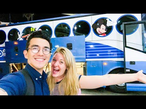 Travel Day & Disney's Port Orleans Riverside Resort! | Walt Disney World | Wedding Vlogs #1