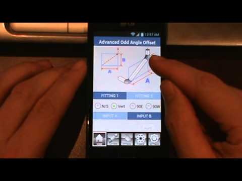 Pocket Pipe Calculator for Android