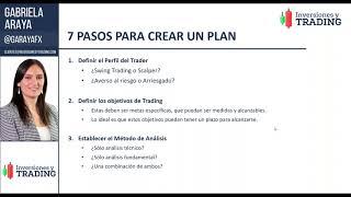 Cómo crear un Plan de Trading en 7 pasos