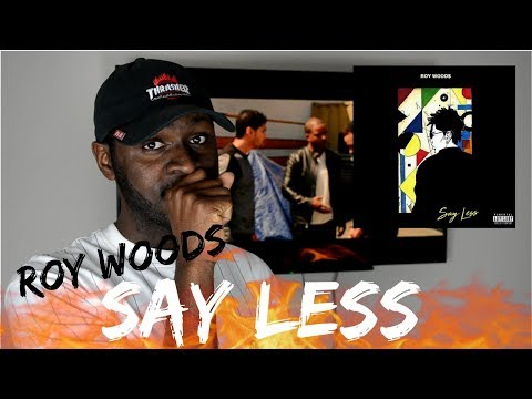 Roy Woods - Say Less Album (Reaction/Review)