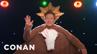 The 2016 CONAN Staff Holiday Sweater Competition - CONAN on TBS