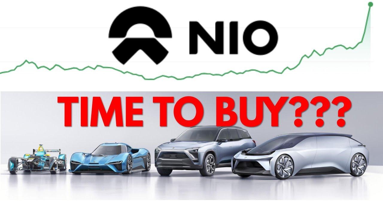 NIO Stock Up AGAIN! Should You Buy Nio Now?
