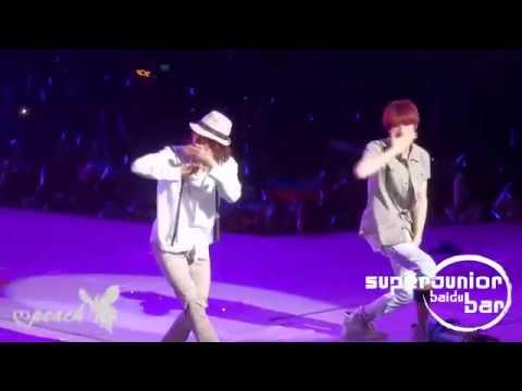 100123 Super Show 2 Beijing - Beautiful (Donghae) [HQ]