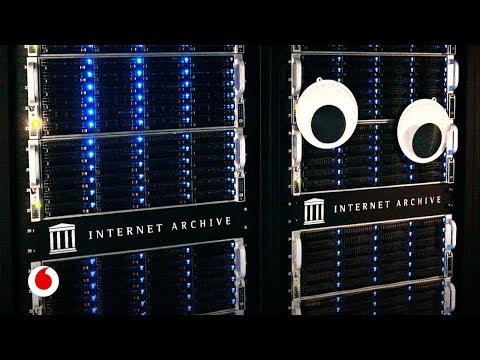 Internet Archive, la biblioteca de Alejandría de la era digital