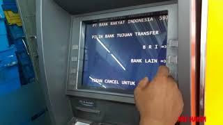 Download Cara transfer lewat ATM BRI ke rekening bank lain Mp3 and Videos