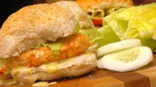 In The Kitchen With Ken: Seafood Burgers