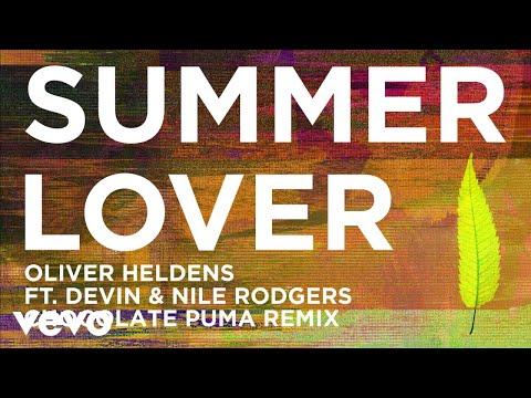 Oliver heldens summer lover (keanu silva remix (audio)) ft.