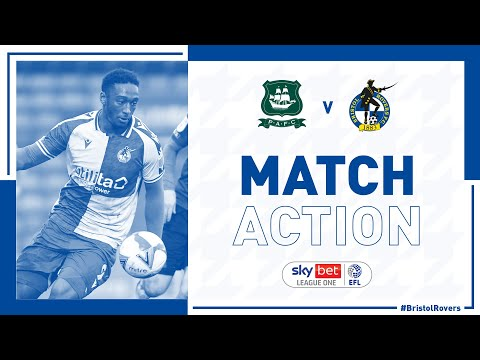 Plymouth Bristol Rovers Goals And Highlights