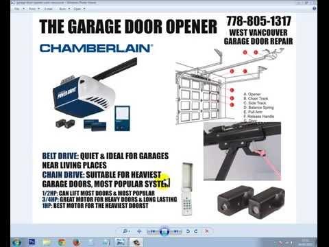 DIY Garage Opener Repair By West Vancouver Doors