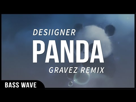 Desiigner - Panda (Gravez Remix) [Bass Boosted]