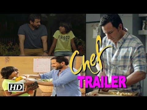'Chef' TRAILER | Saif Ali Khan & Svar...