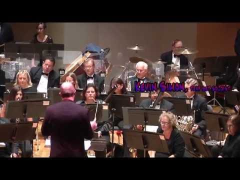 GREATER MIAMI SYMPHONIC BAND® in HD, performs THE BEST OF MIAMI SOUND MACHINE