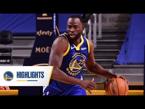 Draymond Green Tallies Career-High 19 Assists & a Triple-Double in Warriors' Win | Feb. 26, 2021