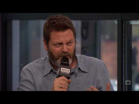 Nick Offerman On How He Got Involved With Wendell Berry