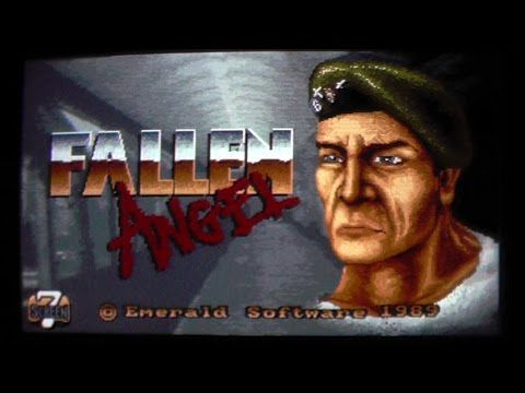 Let's Compare: Fallen Angel (C64/Spectrum/ST/Amiga)