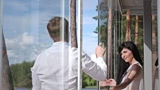 видео Каминный дом от компании «ЮБК»