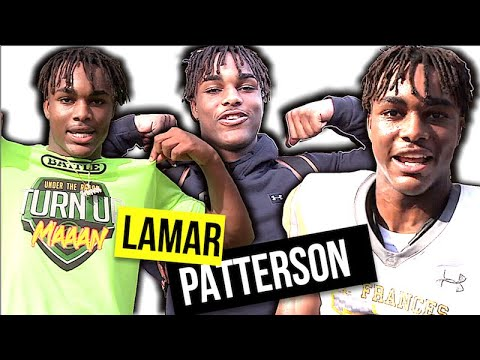 Lamar Patterson C/O 2022   From Florida To St. Frances Academy (Baltimore) Life Of A Straight Baller