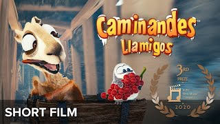 Caminandes 3 - Llamigos | New Score by Dónal Rafferty - Submission for the Indie Film Music Contest