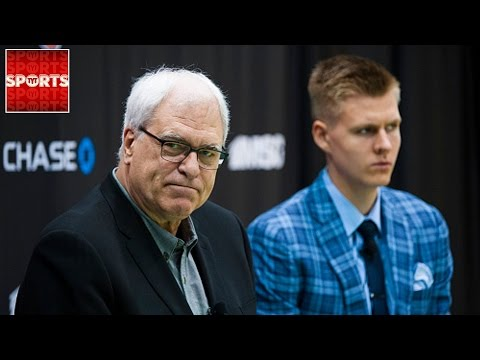 What The Hell Is PHIL JACKSON Doing To The KNICKS?