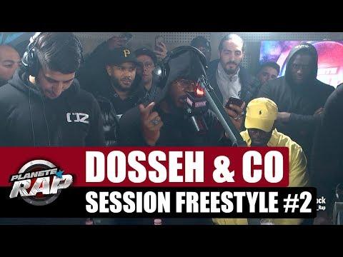 Youtube: Dosseh – Session Freestyle 2 avec Votorious, PPROS, Biss, Sizlac & McKoy #PlanèteRap