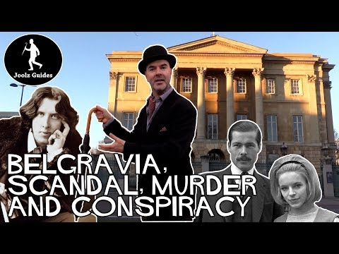 Albemarle Street To Belgravia - Conspiracy Murder And Scandal