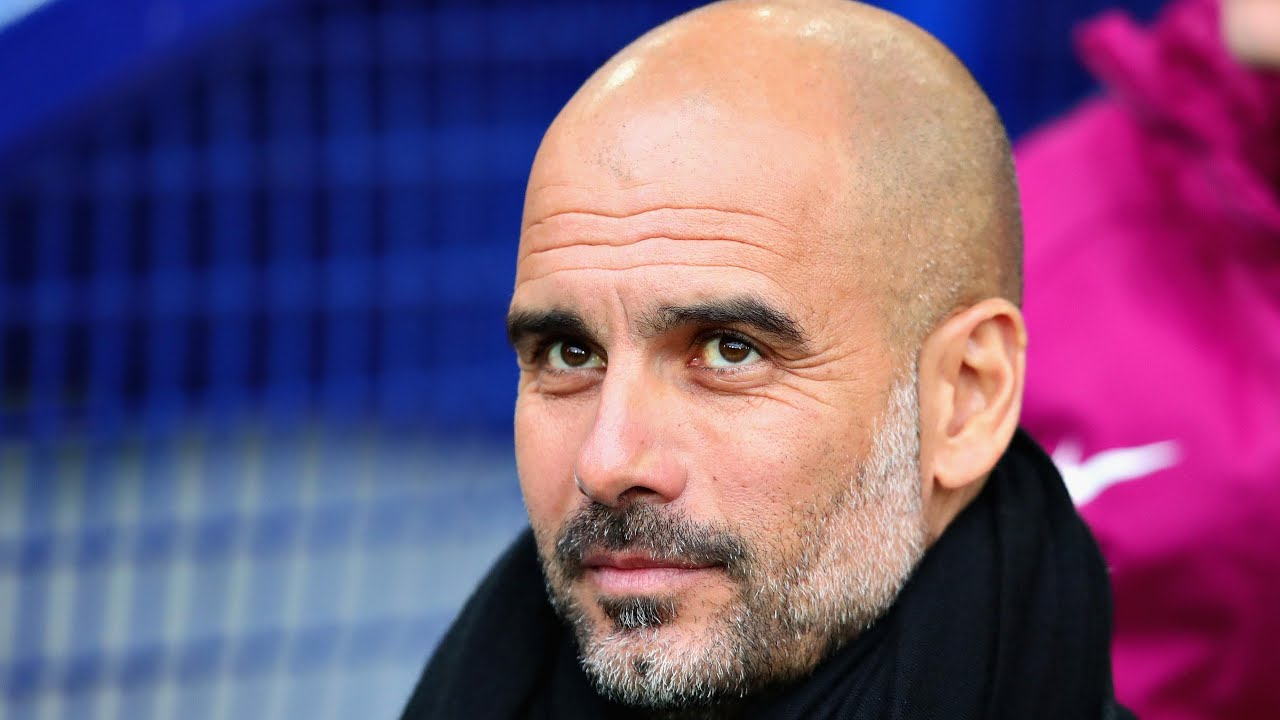 Pep Guardiola Manchester City Sights Firmly Fixed On Liverpool