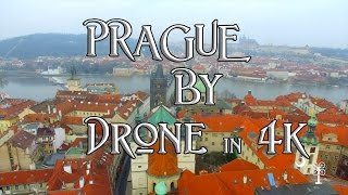 Prague By Drone in 4K [AltEdit]
