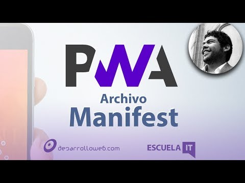 Qué Es El Manifest (PWA)