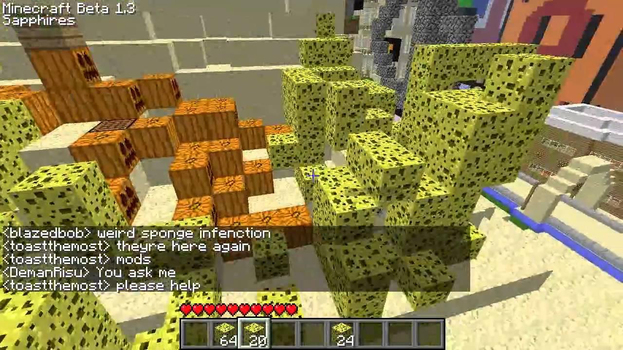 Minecraft Griefing - Creative 2 (Reddit Episode 9)
