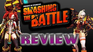 ARMOR YOU SAY... | SMASHING THE BATTLE Review