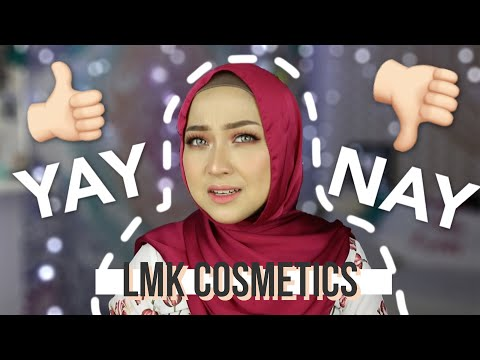 LMK Cosmetics: YASS OR PASS??