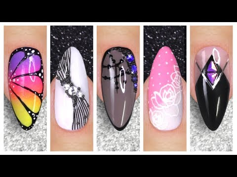 Nail Art Designs Compilation | 20 Nails Art