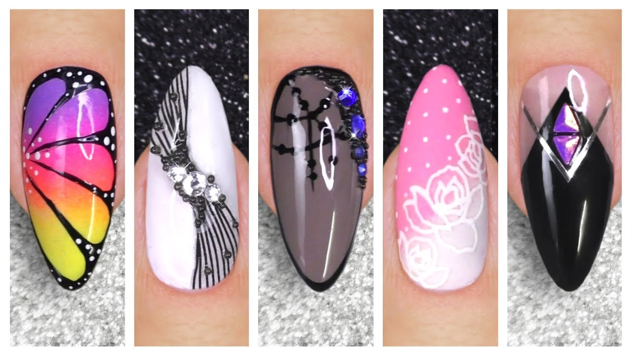 20 Nails Art Compilation