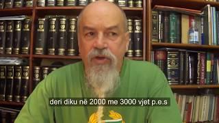 Historia e Shqipërisë (Ilirisë) që nga viti 2500 p.e.s sipas historianit Grek