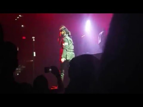 THE WEEKND - TELL YOUR FRIENDS - 12.17.15 - TAMPA FL