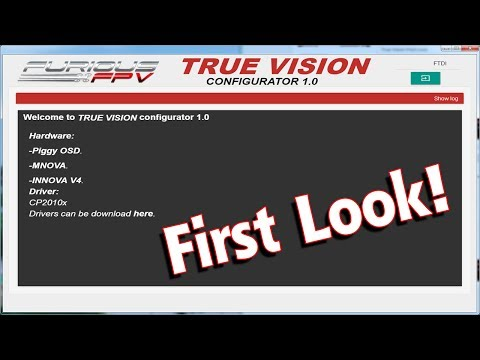 FuriousFPV - True Vision First Look