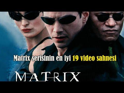 Matrix serisinin en etkili sahneleri