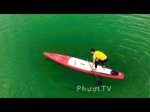 Off-road vào rừng với Ford Raptor, rồi chèo sup trên hồ Long Mỹ, Quy Nhơn, Bình Định | Phượt.TV