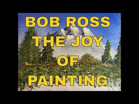 Bob Ross The Joy of Painting