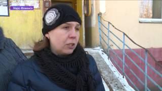 Крыша многоквартирного дома в Наро-Фоминске в снегу(, 2017-03-13T16:30:37.000Z)
